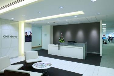 """<p class=""""caption-name"""">CME Office, Belfast</p> 1000<sup>m2</sup> Carpet Tiles & Ceramics"""